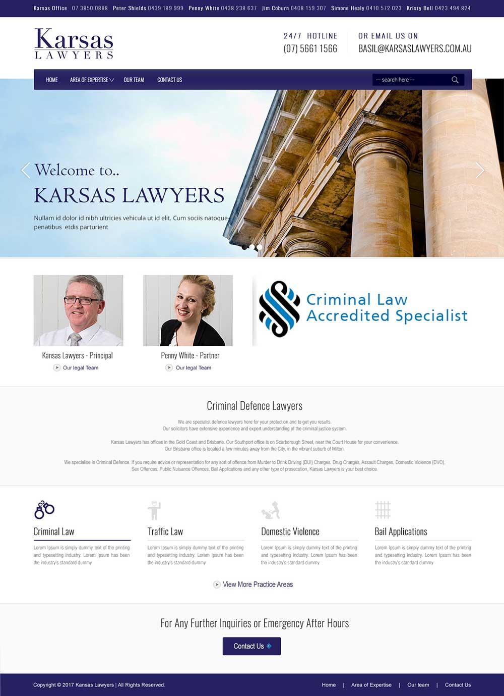Karsas Lawyers