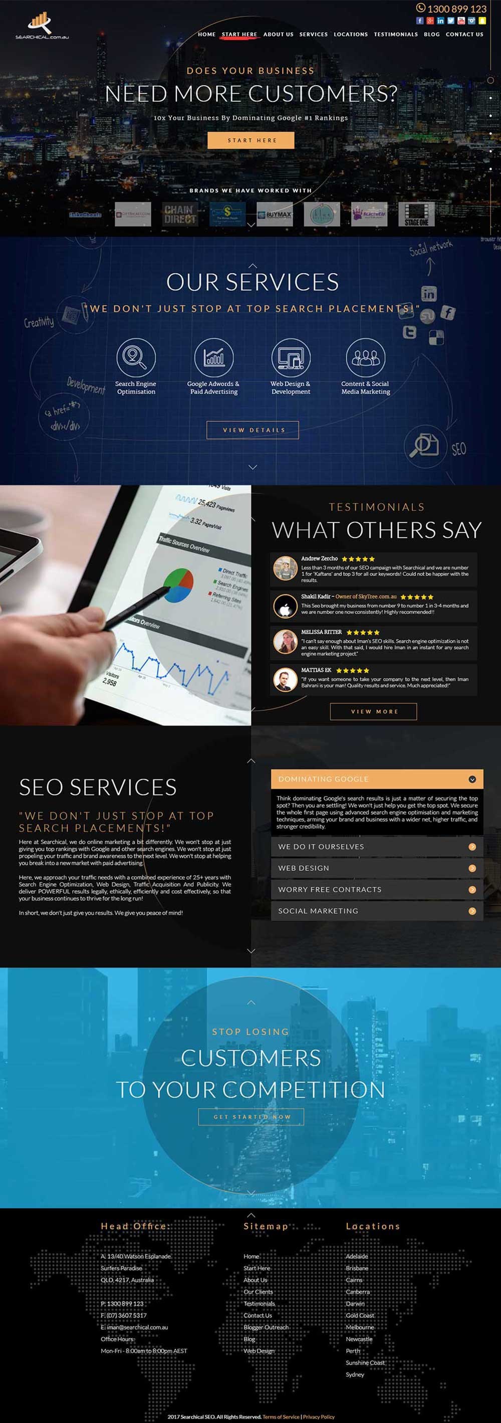 Searchical SEO