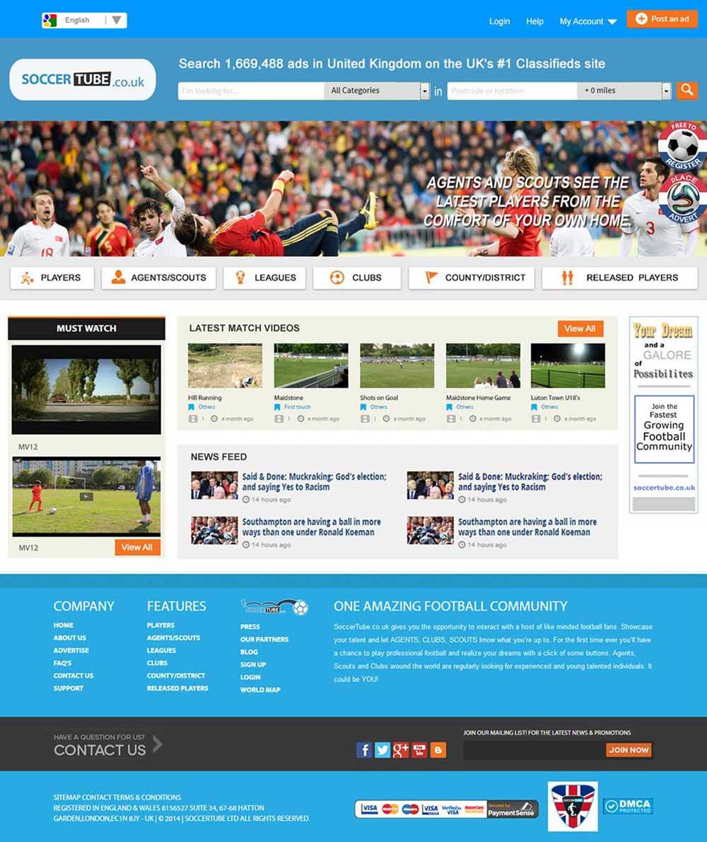 Soccer Tube UK